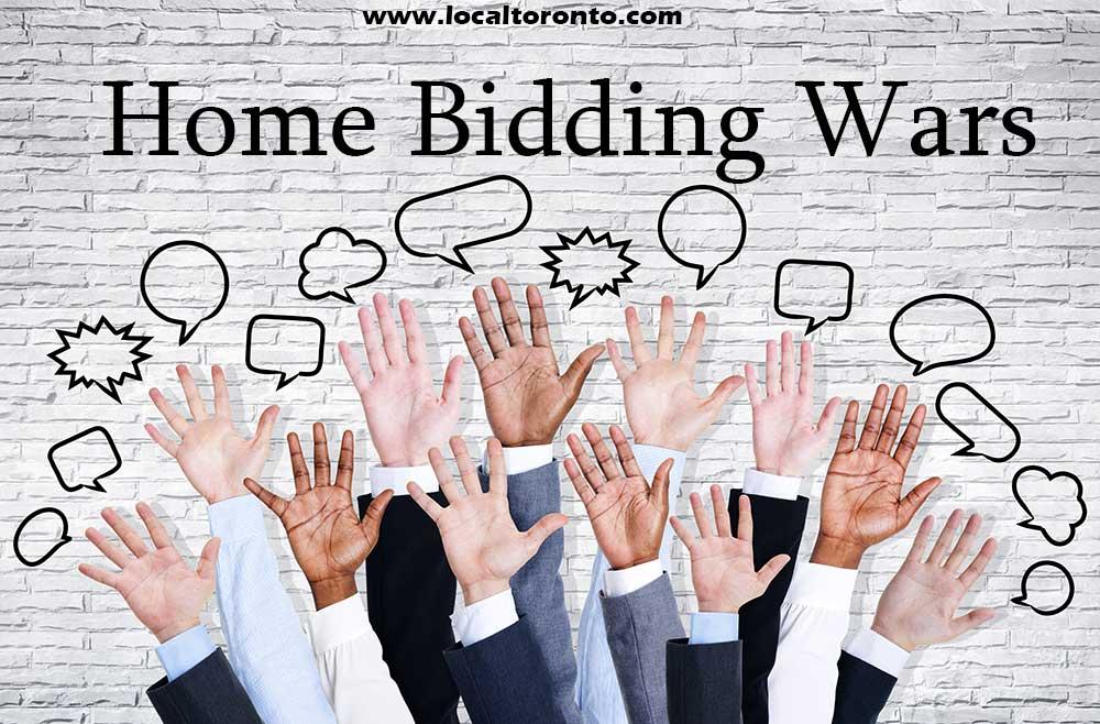 buy home bidding wars