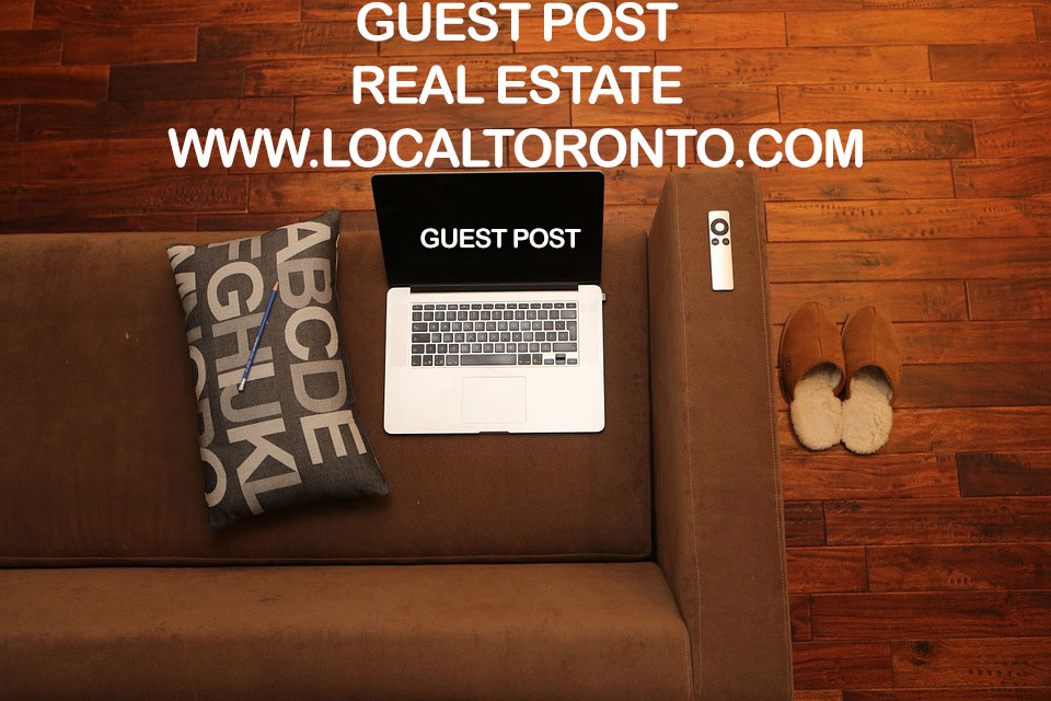 Guest Post Real Estate