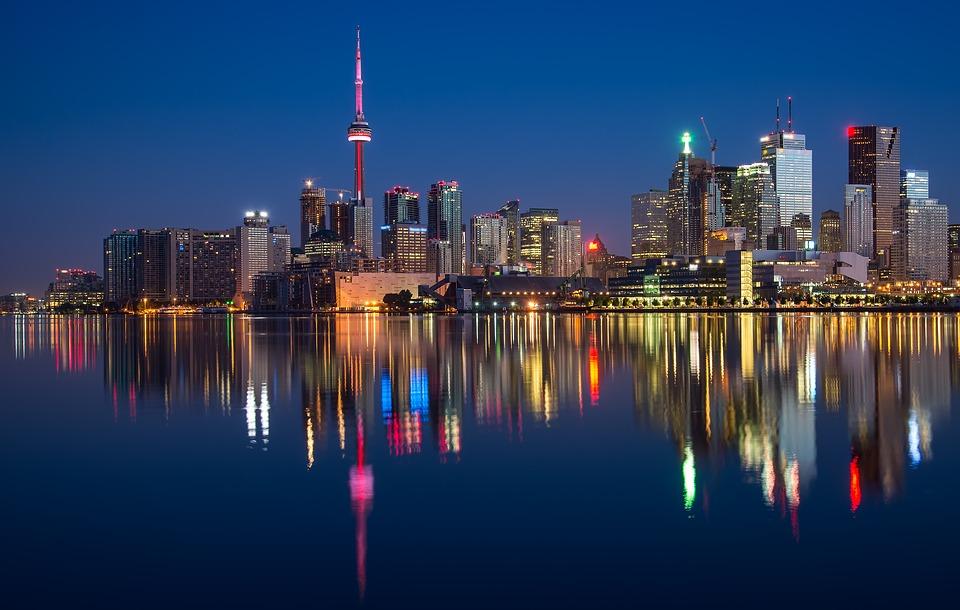 Toronto as home