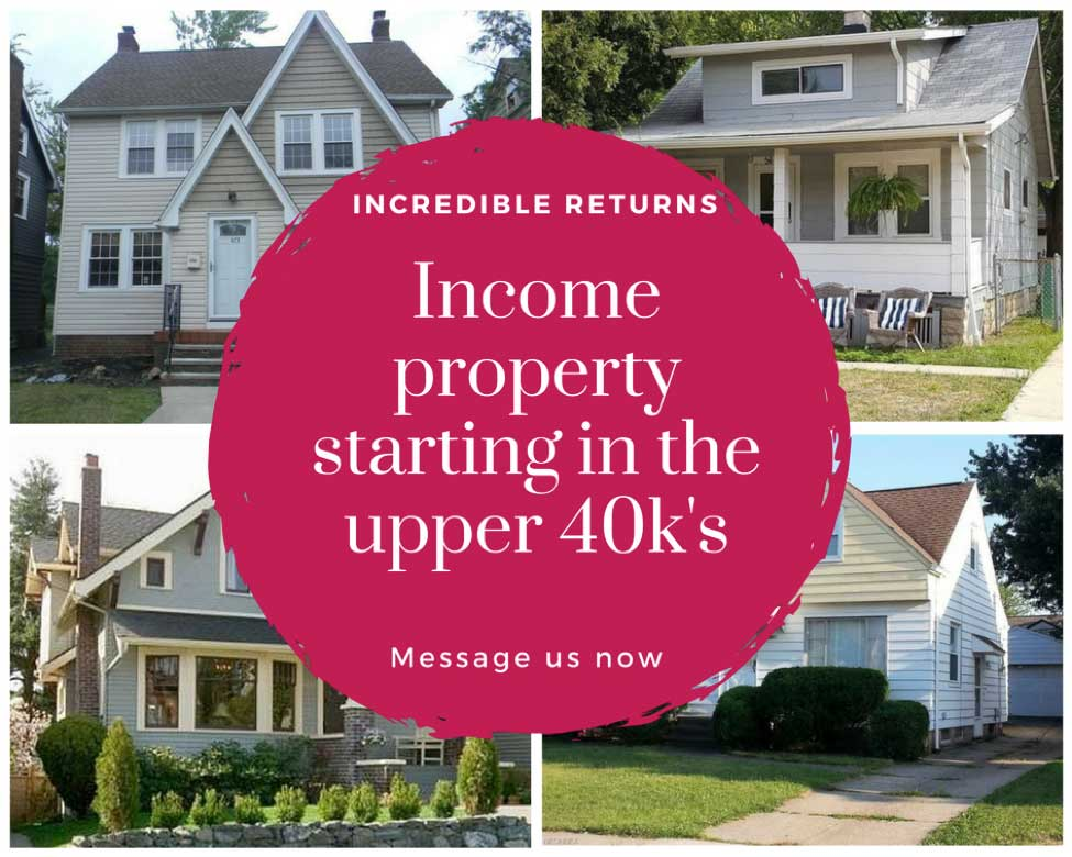 turnkey income property providers in the U.S