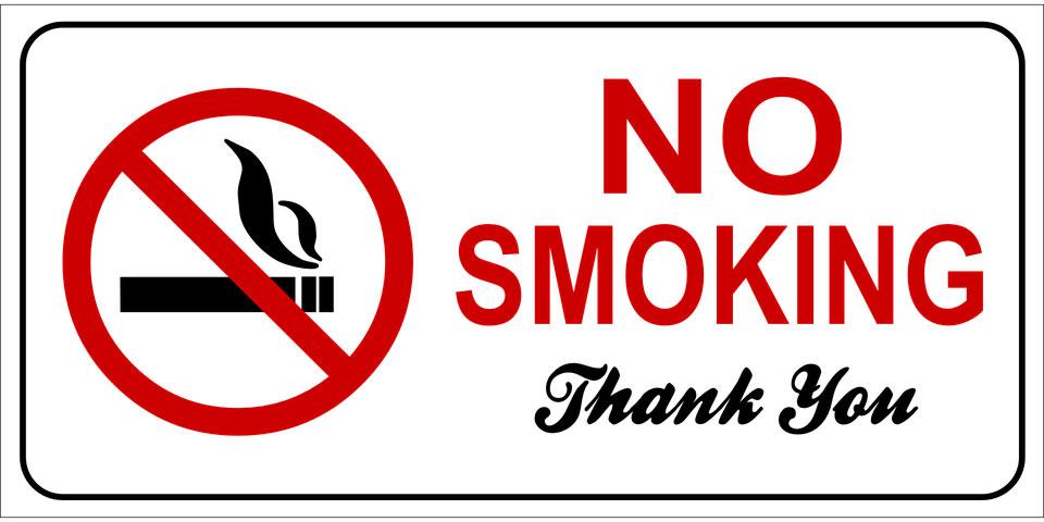 no smoking ontario