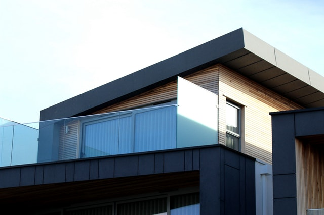 why flat roofs