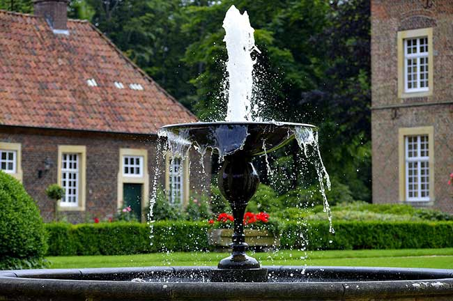 fountains for home