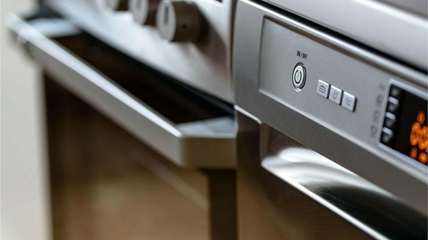 Opt for high-tech appliances