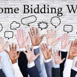 Home bidding