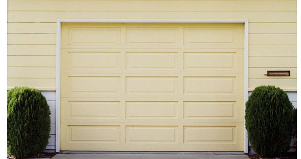 opening your garage door